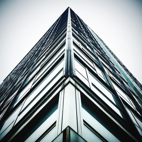 Architecture_collection Architectural Feature Minimalist Architecture Geometric Shape Modern Architecture Minimalism Architecture Low Angle View Built Structure Building Exterior Skyscraper Modern Window The Graphic City Colour Your Horizn