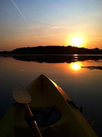 EyeEm Natue Lover Water Collection  Evening Sun