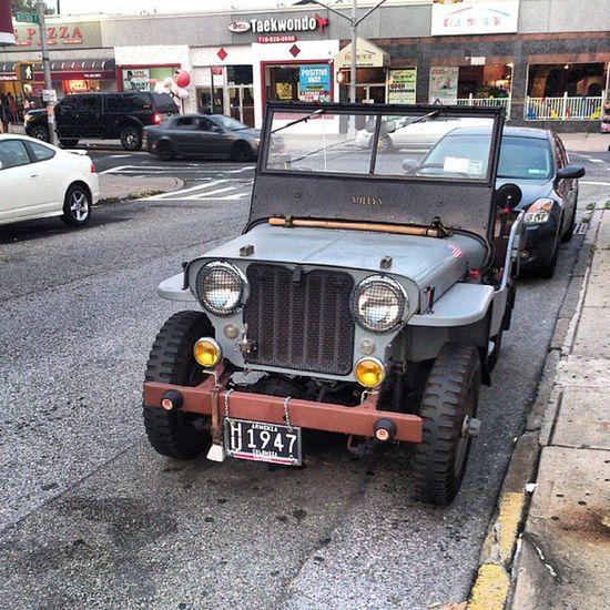 Jeep Willy Willyz 4x4 Vintage Car ?