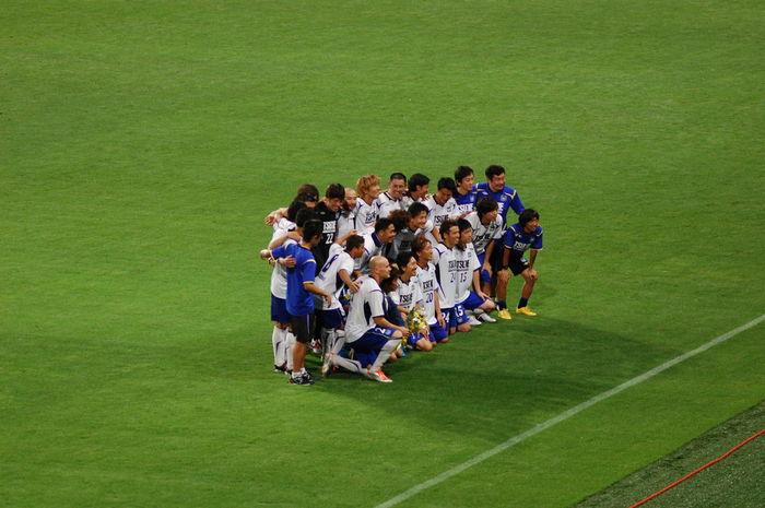 Gamba OSAKA Japan Soccer