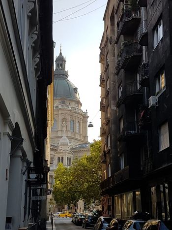 Architecture Budapest Building Exterior Built Structure City Hungary Religion St Stephens Basilica, Budapest Streetphotography Streetview EyeEmNewHere EyeEmNewHere