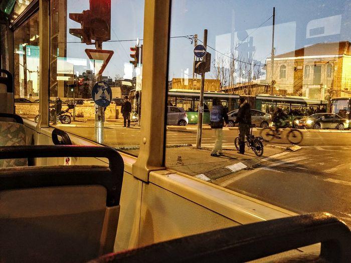 Eggedbus Jerusalem Israel