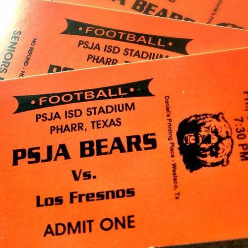 Go Bears Go! Go Bears Go! Football Bears Texasfootball Texashsfootball Psjabears Psja