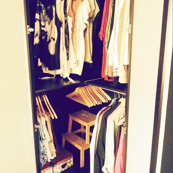 Kleiderschrank endlich mal ausgemistet <3 Platz für neues - Zeit zu Shoppen *.*