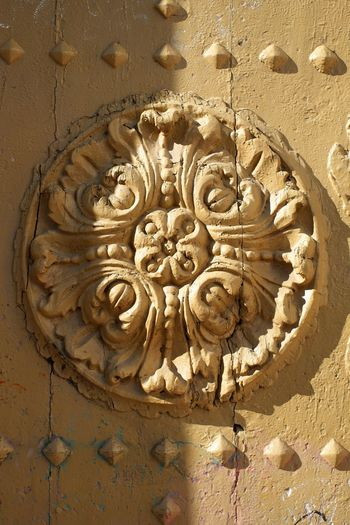 Art And Craft History Architecture Built Structure España SPAIN Old Door Door Light And Shadow Shadows & Lights