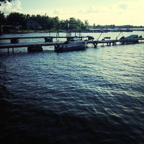 Water in the 1000 islands 1000 Islands Sunmer2k14
