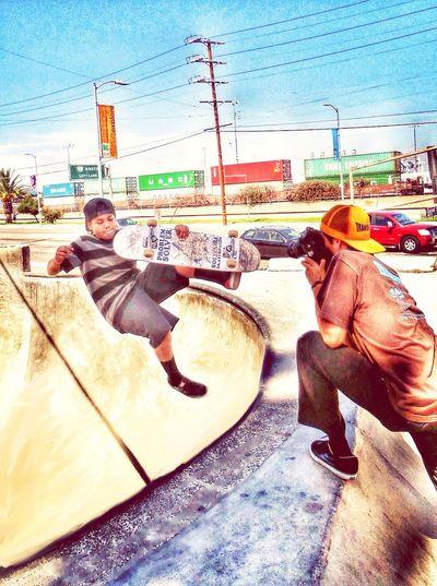 Skate Boarding  Soap Squad Skate Life