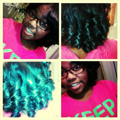 hair done by myy bitchh Toyaa