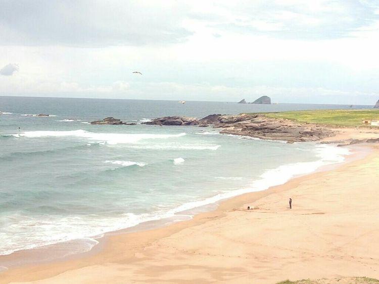 Verdicio's Beach, a paradise. Relaxing Sea Sunshine Surfing