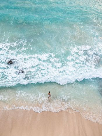 Finding New Frontiers Justgoshot Wave Sea Outdoors Beauty In Nature Minimal Travel