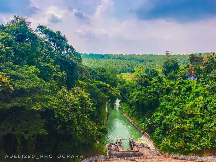Beautifull Scenery at Pacal Reservoir Bojonegoro East Java Reservoir East Java-Indonesia Nature Clear Photo Beauty In Nature First Eyeem Photo