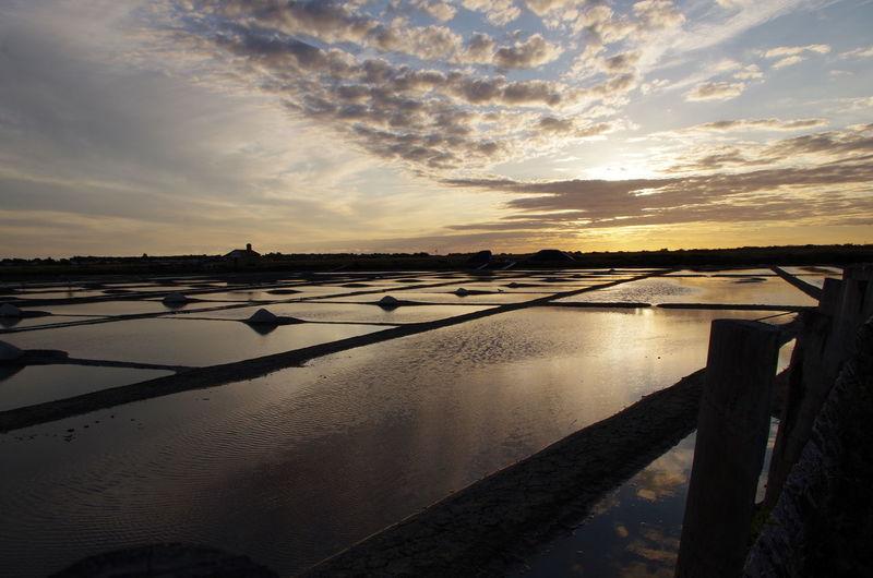 Noirmoutier 2014 ❤️ Sunrise Paysage Nature