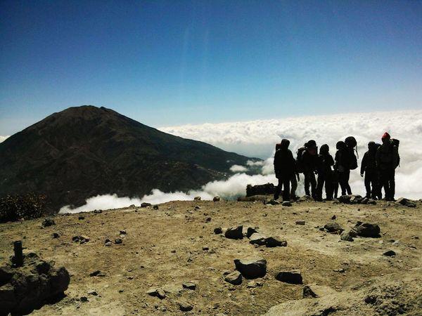 Nature On Your Doorstep our long journey Mountain Merapimountain TeamworkMakesTheDreamWork