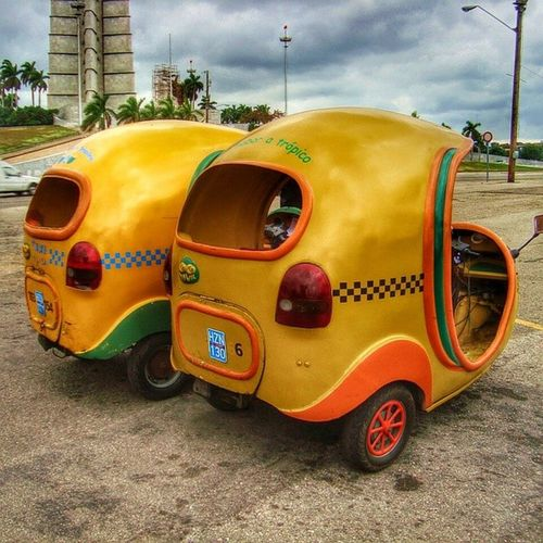 Cuba LaHabana Cocotaxi куба гавана Vk EyeEmNewHere Be. Ready.
