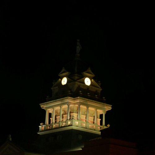 Night Lights Eye4photography  EyeAmRuralAmerica EE_Daily: Black Sunday Belton Texas