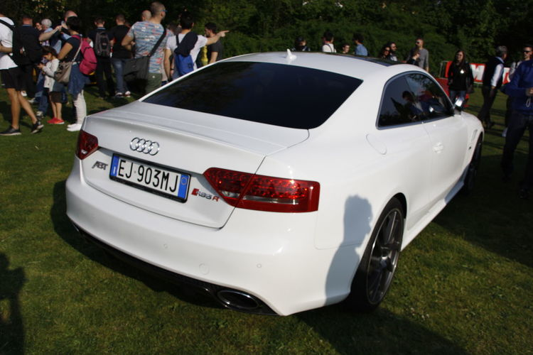 Abt Audi C&C Car Carsandcoffee Day Outdoors Sigurtà