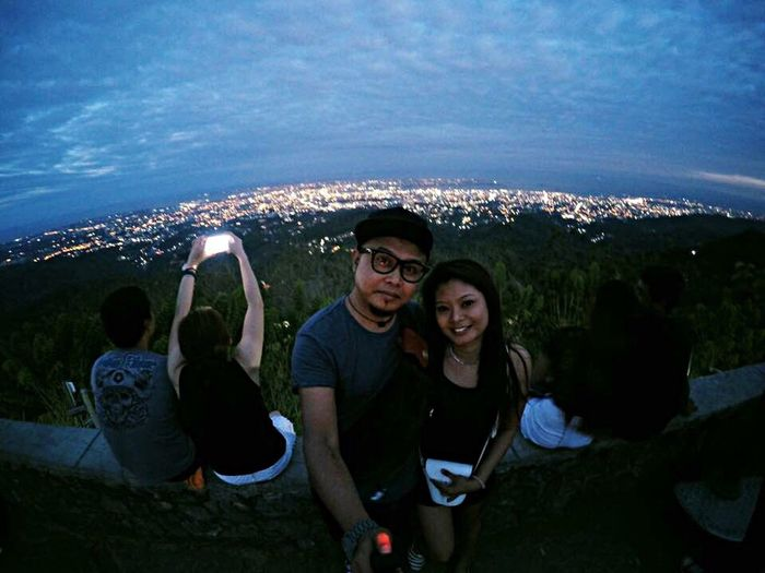 Tops Lookout Busay Cebu City, Philippines