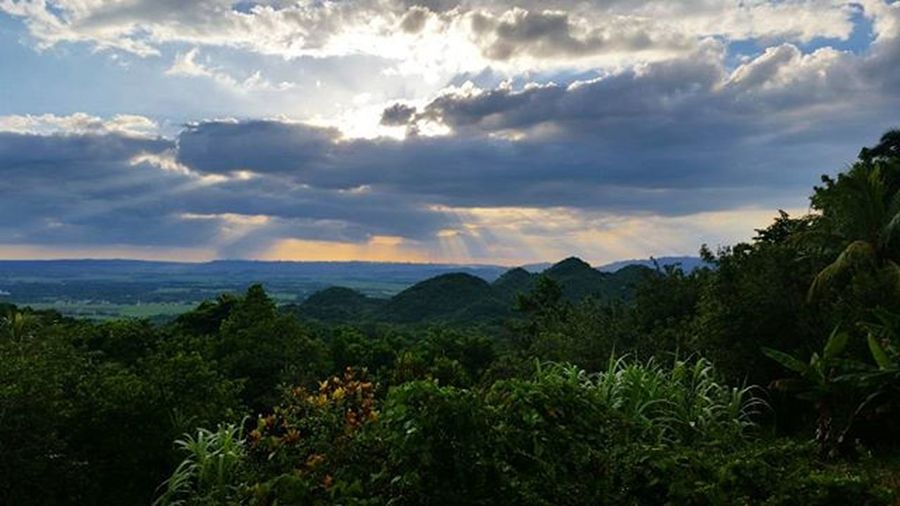 This view never gets old Jamaica High Jamaklife Sunset Epic Beautiful Ecotourism Peaceful Westmoreland