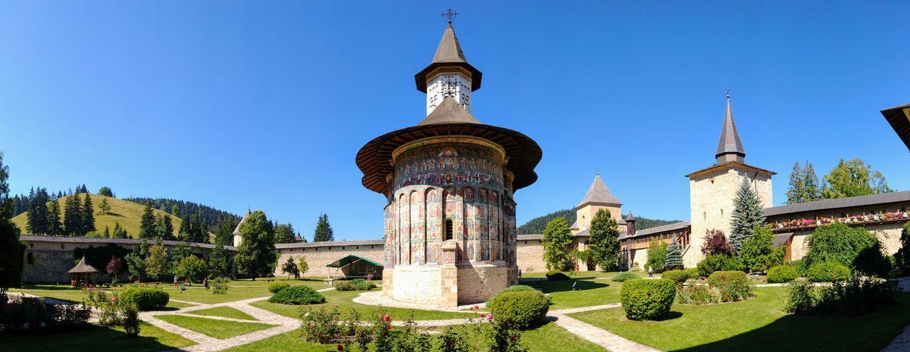 Architecture Travel Destinations Rumania