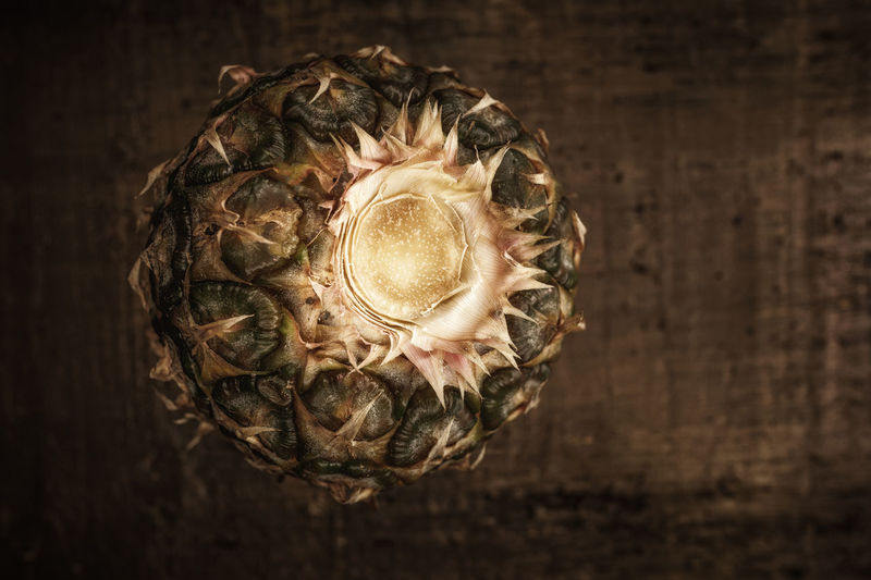 Close up of ananas