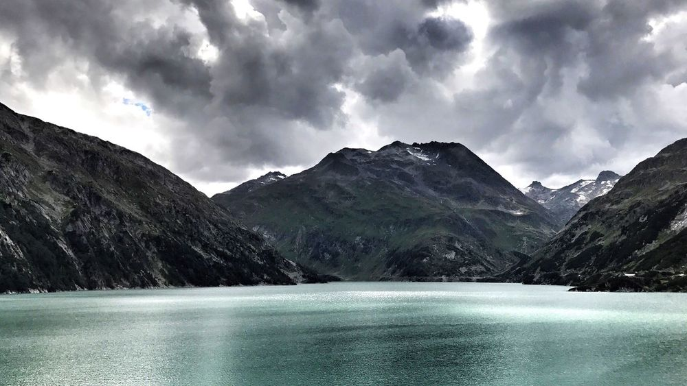Maltastausee   Kärnten 🇵🇪 ... Mountain Lake Beauty In Nature Nature Water Scenics Cloud - Sky Tranquil Scene Landscape Outdoors Mountain Range Dramatic Sky EyeEm Team Place Of Heart EyeEm Nature Lover Breathtaking Hikingadventures Mountains And Sky EyeEm Best Shots Best EyeEm Nature EyeEm Best Shots - Nature EyeEm Best Shots - Landscape My Point Of View Mountains Cloudporn Black And White Friday