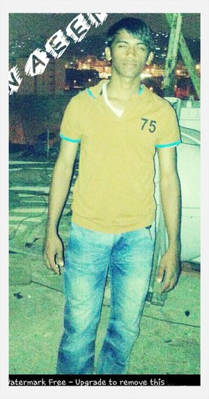 its mee .....