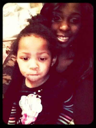 ME AND MYLA.... WE CUTE