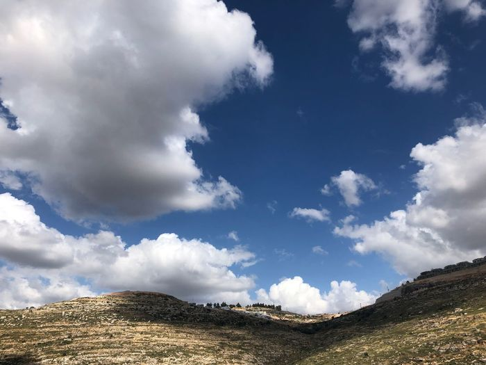 Cloud - Sky Sky Beauty In Nature Scenics - Nature Tranquil Scene Tranquility Landscape Non-urban Scene Land Idyllic Outdoors