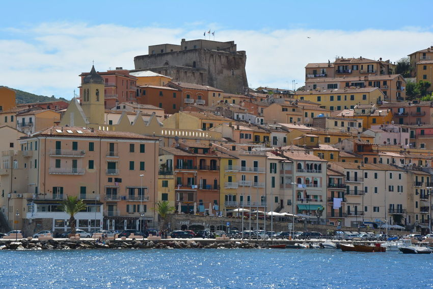 paradiso Coast Tourist Horizon Over Water Tourism Tourist Attraction