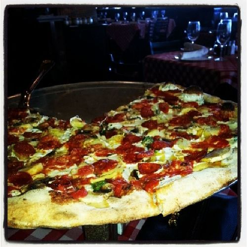 Heavenly pizza :) ♥♥♥ !