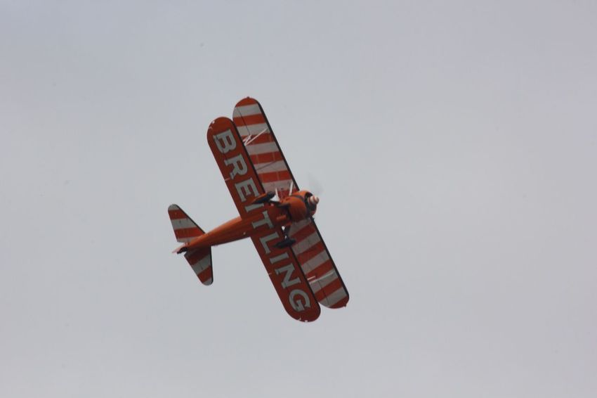 Brietling Wing-Walkers Display Team Exhilaration Redbullairrace Redbullairrace2016 Extreme Sports Mid-air Flying Fuel And Power Generation Aircraft Aeroplane Propeller BRIETLING TEAM