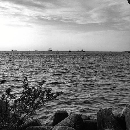 Monochrome Sea InstagramMV Malecity maldives