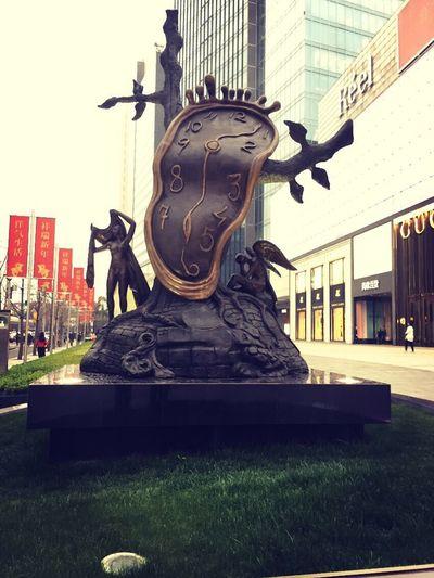 Dalí Shanghai, China Artist Masterpiece Fashion