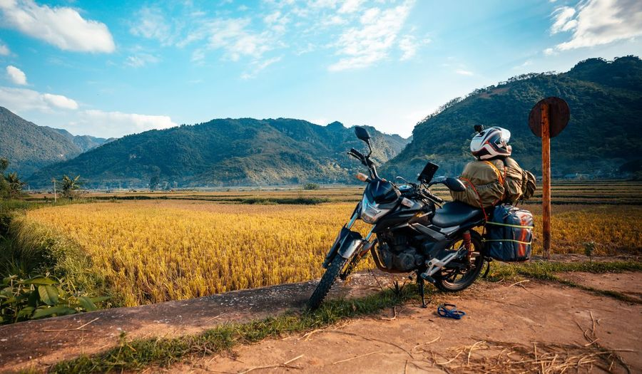 Motorcycle Road
