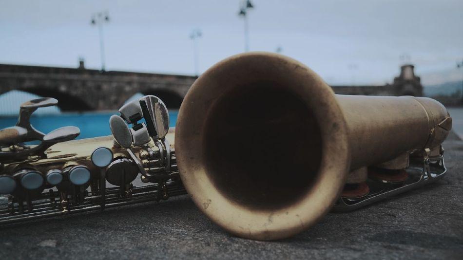 Sax music saxophone saxofón música instrumento arte óxido vintage First Eyeem Photo