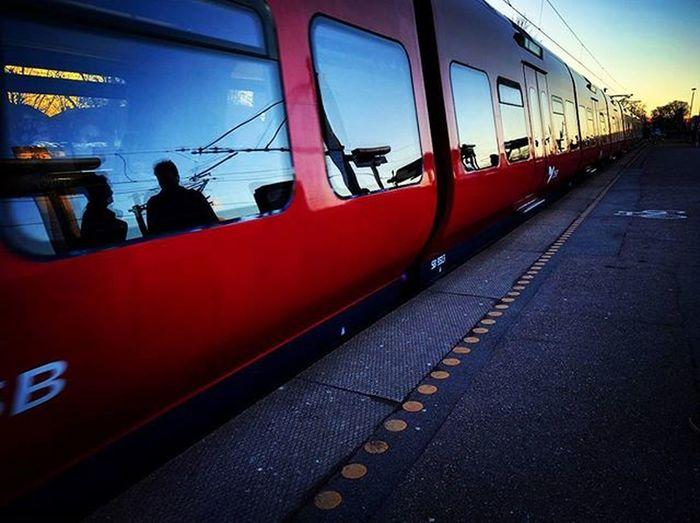 Going home🌇🚄🛤. Googlenexus6p Googlenexus HDR Huawei Huaweinexus6p Nexus6P Trainstation Redtrain Train Dsb Goinghome Lyngby København Denmark Kbh Backgoundsun Sunset Lyngbystation Afternoon Reflection Twopeople Soonhome Påvejhjem Påvejtilnordsjælland Forår foråriluften