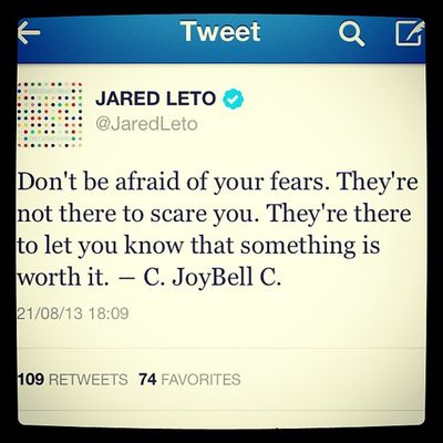 ❤ Quote JL Mars Echelon faith dreams rock love twitter music tstm everything guys perfect