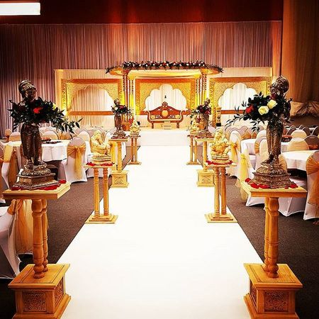 Swargweddings Mandap Decor Flowers Srilankan Wedding Asian  Indian English Culture Color Happiness Marriage  TillDeathDoUsPart Foreverafter