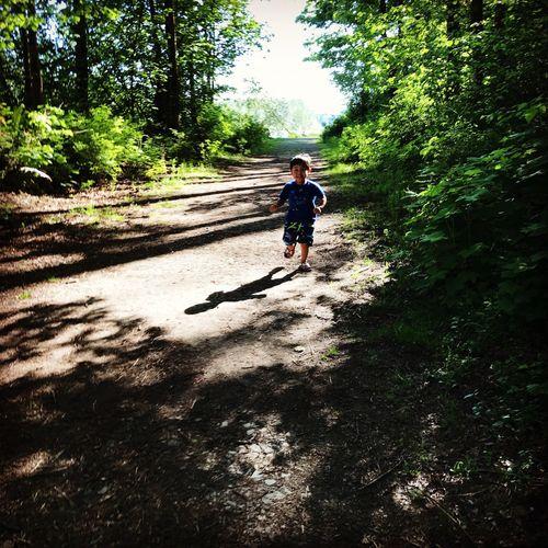 Just a boy outdoors First Eyeem Photo