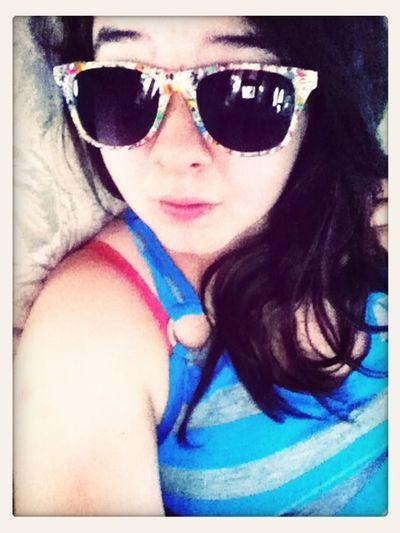 Il fair chaud x_x mais on survie so bonne journée :-) Soleil#piscine☀