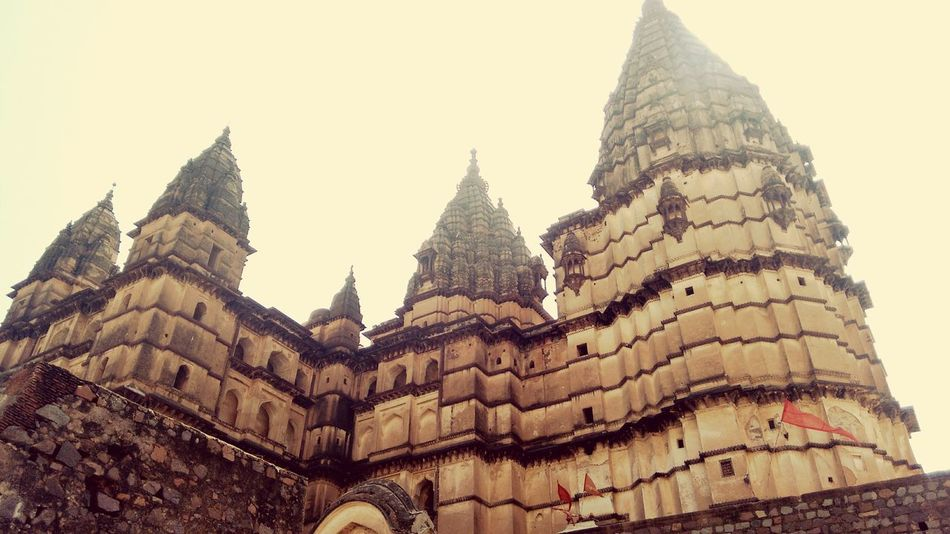 The place of god Motog2cam Orchha Madhyapradesh