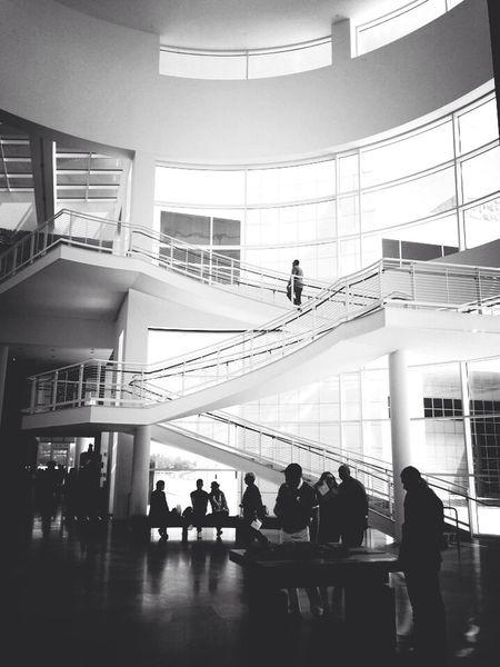 Getty Center Lobby ~ LA 2014 Architecture Weryoo EyeEm Best Shots Donfilter