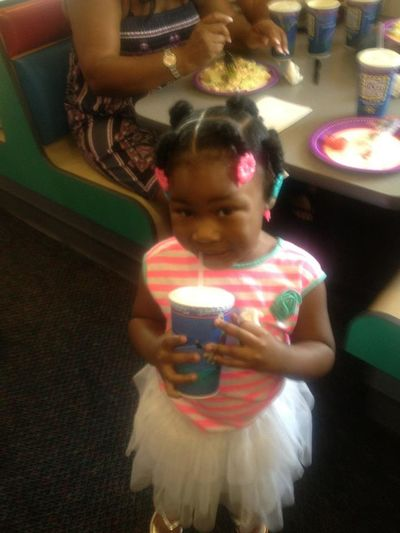 @ CHUCK E. CHEESE HANG N OUT...