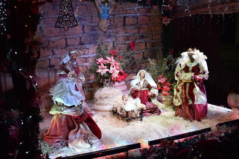 Presépio Presépio Natal Merry Christmas ♡ Presepio Sagrada Familia Natal