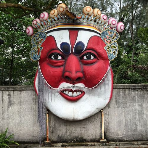 Singapore Mask Masque Hawparvilla