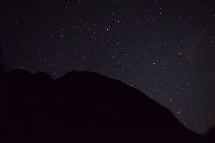Nightphotography Night Sky Suilven Scottish Highlands Stars