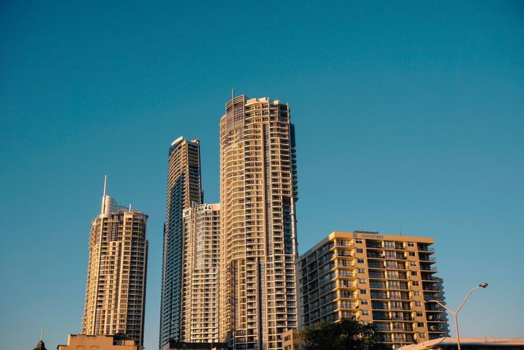 Building Building Exterior Architecture City Low Angle View Built Structure Clear Sky Skyscraper No People Tower Outdoors Day Modern EyeEmBestPics Sydney, Australia EyeEm Best Edits Urban Skyline Eyeemcollection Eyeemawards2016