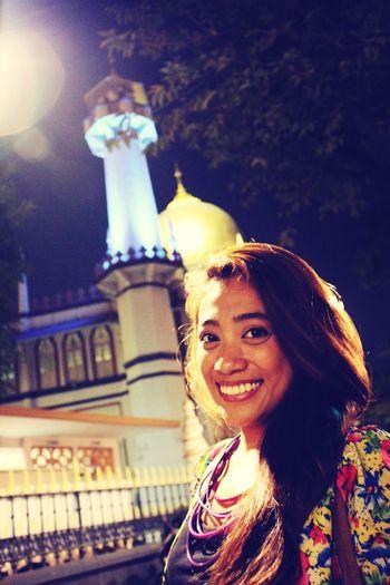 Smile Night Lights Portrait EyeEm Best Shots