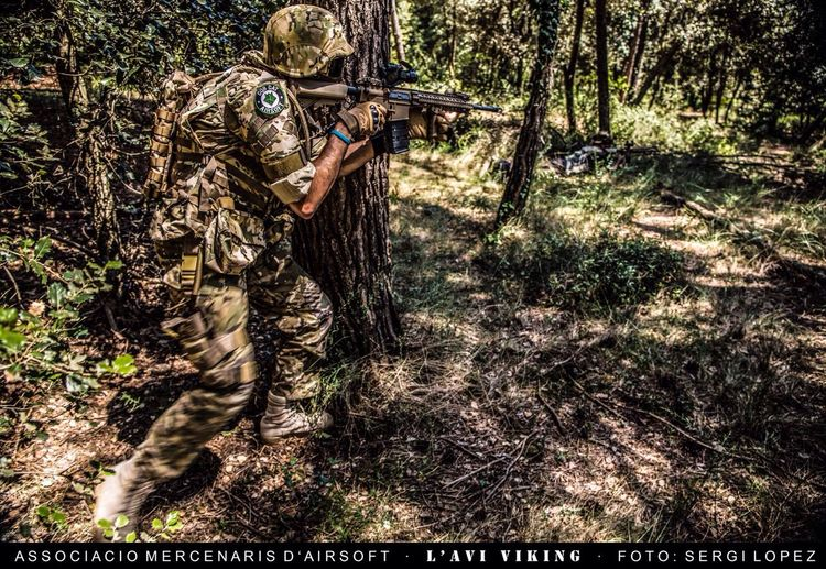 Airsoft Sports Photography Guns