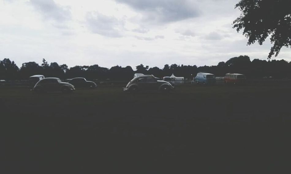 my dad has a volkswagen transporter t2b and we always go on holidays with it, and every year there is this event thing with all sorts of aircooled cars and I took this picture there and I really like it, hope you do to❤ Volkswagen Beetle Volkswagentransporter Vwt2